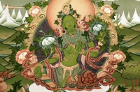 Green Tara and Özer Chenma Retreat with Oliver Leick