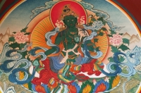 The Practice of Green Tara and Her 21 Manifestations